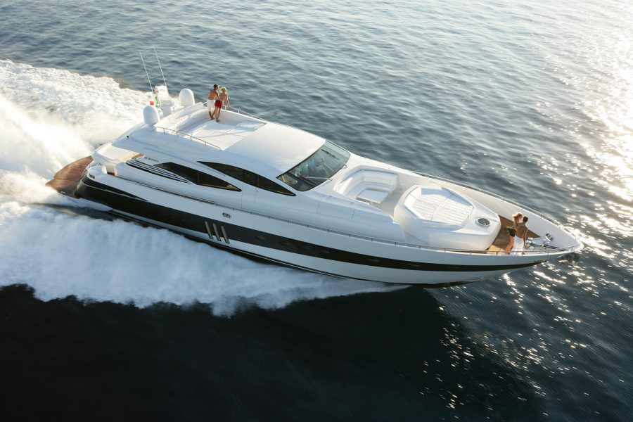 Pershing 90 - Usato Morvile Yachting