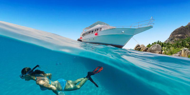 Escursioni e Taxi del Mare | Morvile Yachting
